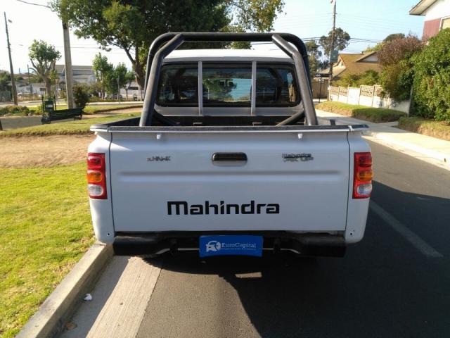 Mahindra pik up dcab crde 2.2