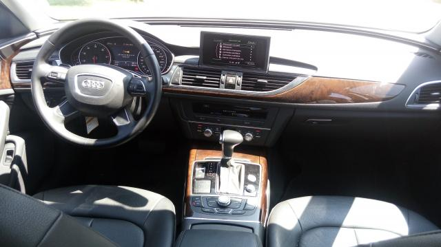 Audi a6 2.0 turbo fsi top de linea