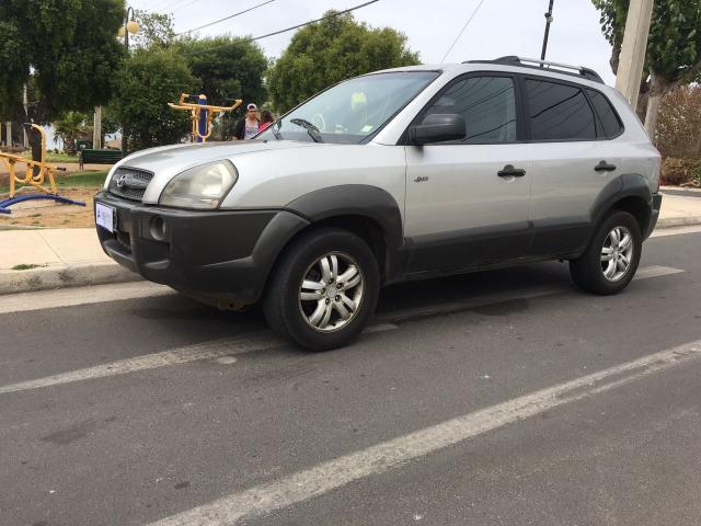Hyundai tucson 4wd crdi mec 4x4
