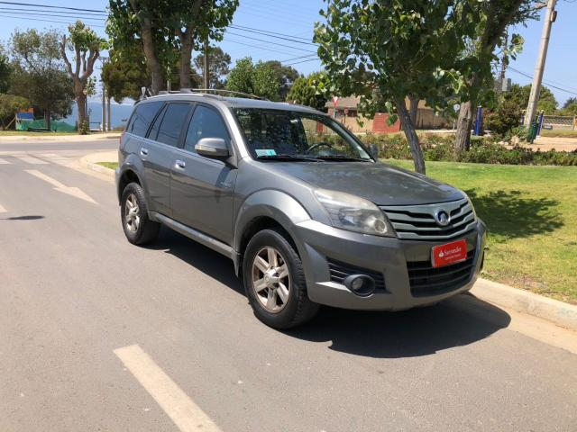 Camionetas Automotora RPM Great Wall Haval 3 2.0 2012