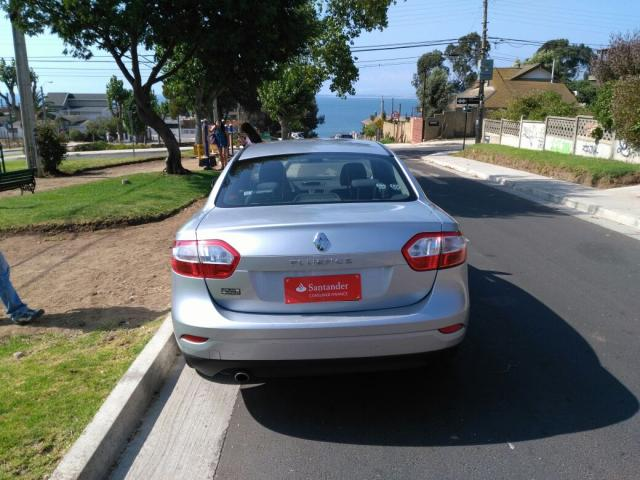Renault fluence 2.0 authentique