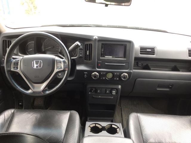 Honda ridgeline 4x4 3.5 aut