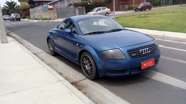 Autos Automotora RPM Audi Tt quattro 2.0 2002