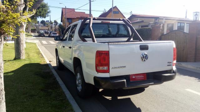 Volkswagen amarok 2.0 tdi comfortline