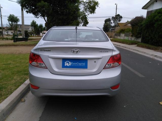 Hyundai accent rb gl 1.6 aut