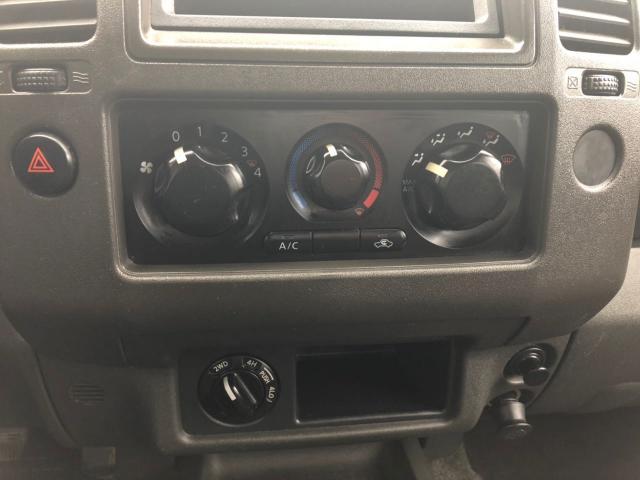 Nissan navara 2.5 4x4