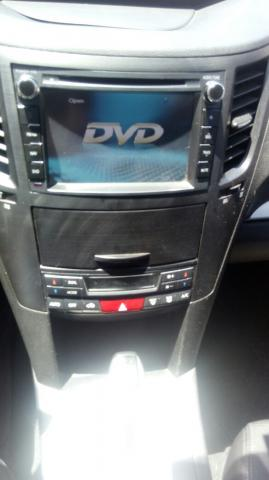 Subaru outback 2.0d cvt limited 4wd diesel