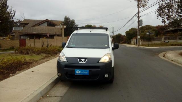Furgones Automotora RPM Peugeot Partner maxi hdi 1.6 2012