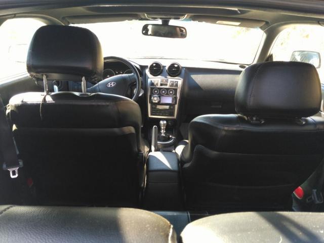 Hyundai tuscani 2.7