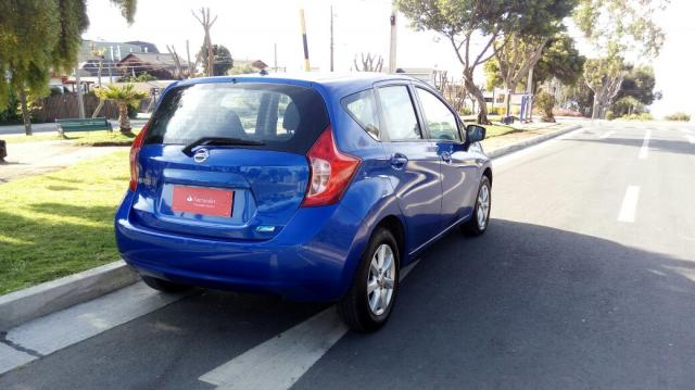 Nissan note sence 1.6 at