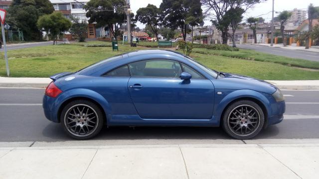 Audi tt quattro 2.0
