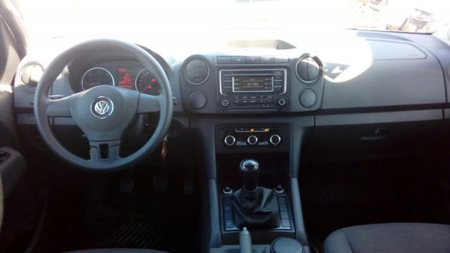 Volkswagen amarok trendline 2.0