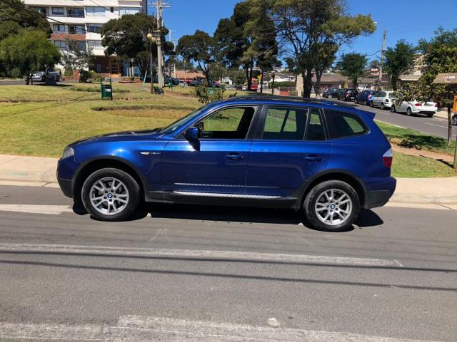Bmw x3 2.5 aut