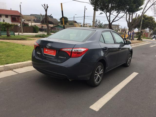 Toyota corolla gl 1.8 at