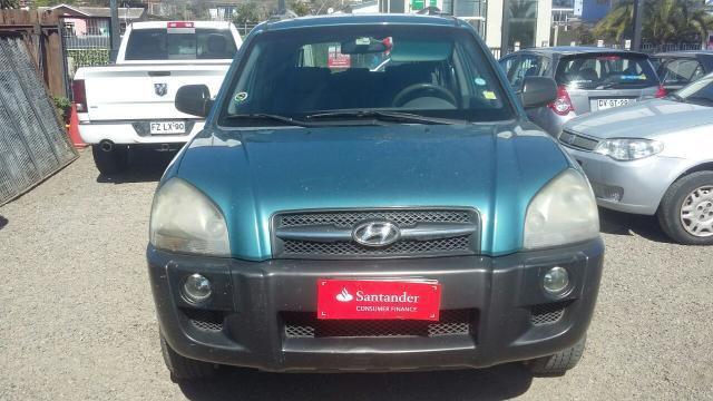 Hyundai tucson gl 2.0