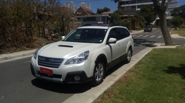Camionetas Automotora RPM Subaru Outback 2.0d cvt limited 4wd diesel 2014