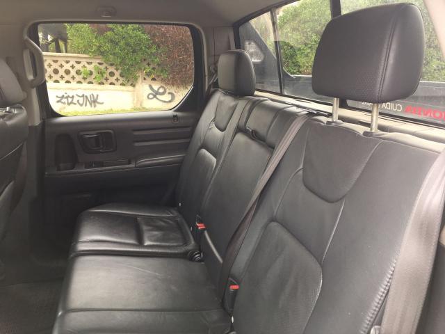 Camionetas Automotora RPM Honda Ridgeline 4x4 3.5 aut 2011