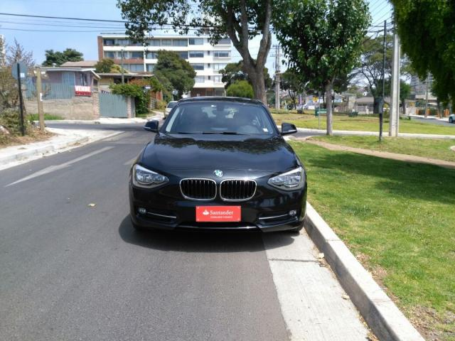 Autos Automotora RPM Bmw 114i sport 2013