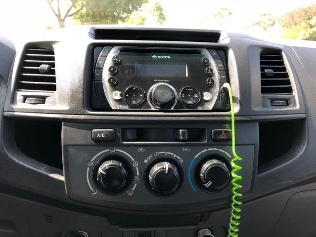 Toyota hilux 2.5 dcab