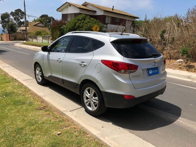 Hyundai tucson 4wd aut