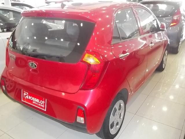 kia new morning ex 1.2l 5mt dab - 1616