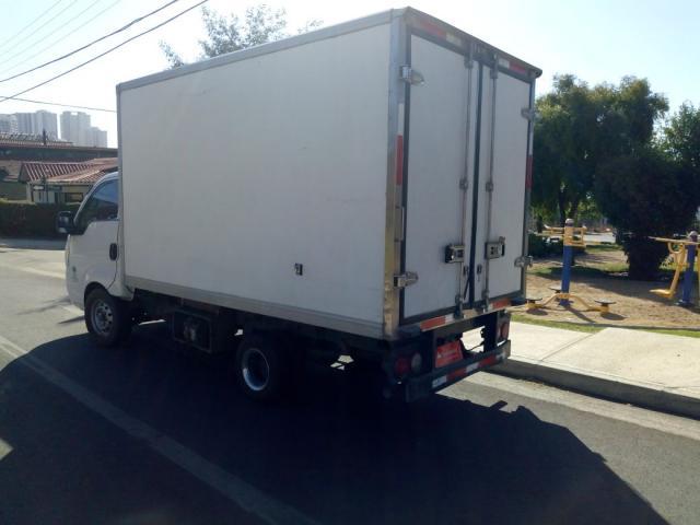 Camionetas Automotora RPM Kia Frontier crdi 2.9 cmn 2012