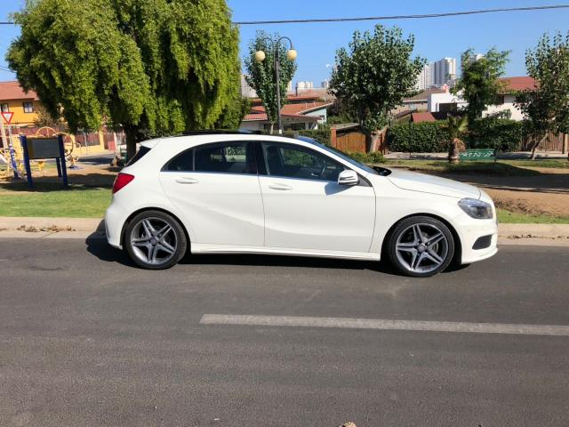 Mercedes-benz a200 blueefficiency 1.6 at