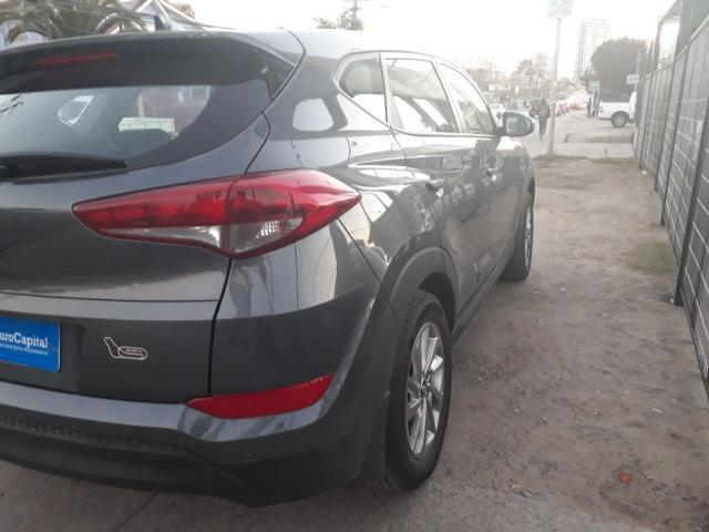 Hyundai tucson tl 2.0