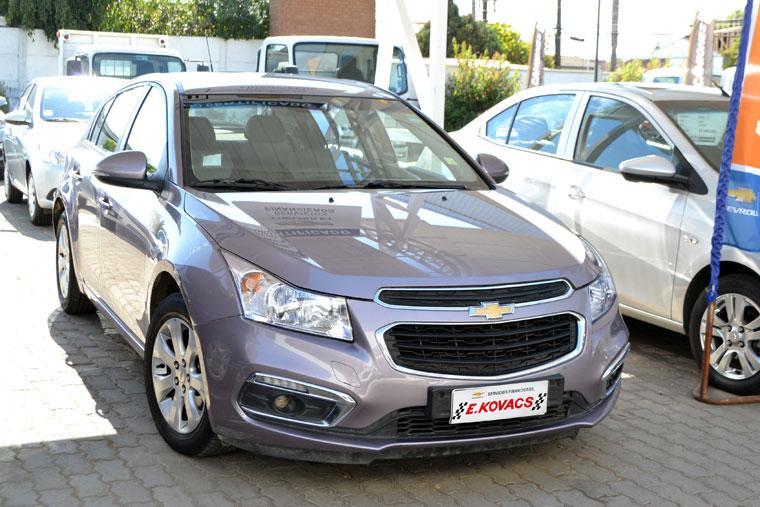 Autos Kovacs Chevrolet Cruze ls hb e5 1.8 2016