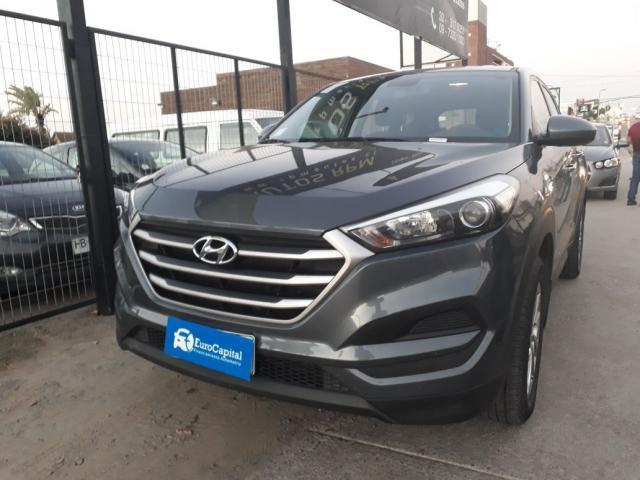 Camionetas Automotora RPM Hyundai Tucson tl 2.0 2017