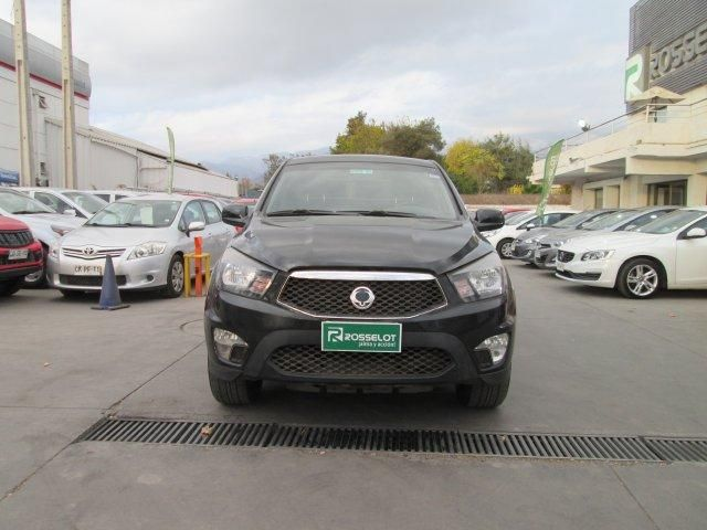 Camionetas Rosselot Ssangyong New actyon sport 2.0 4x2 at - euro v nas623  2016