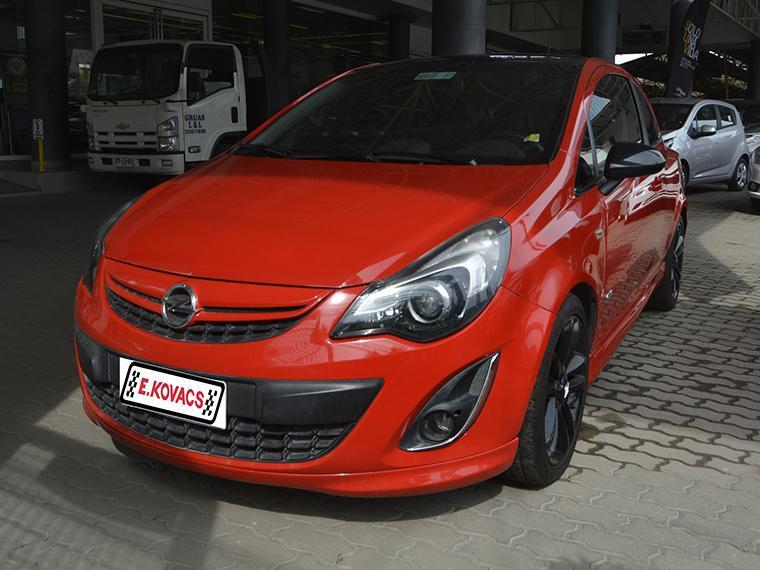 Autos Kovacs Opel Corsa . 2013