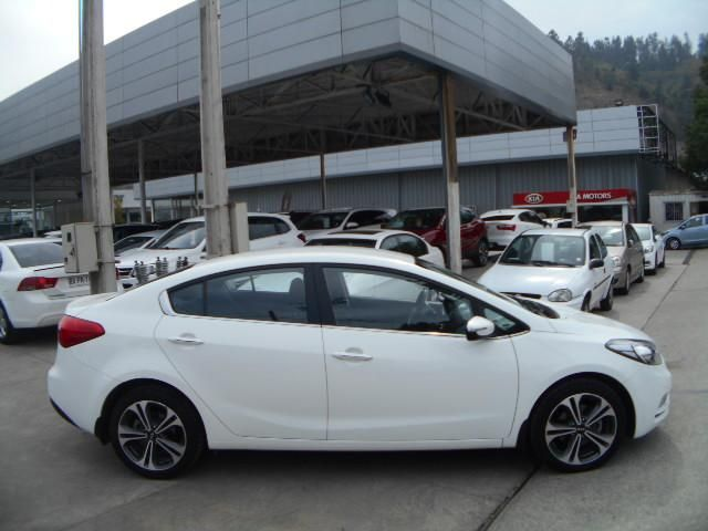 kia new cerato sx at 1.6 ac dab abs euro v - 1533