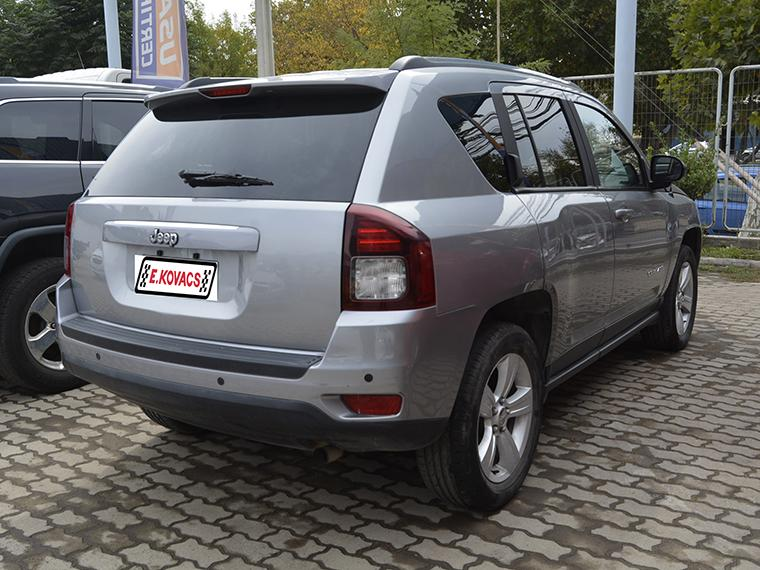 Camionetas Kovacs Jeep Compass new 2015