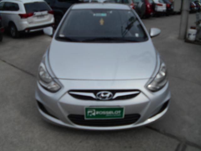 Autos Rosselot Hyundai Accent gl 1.4 2014