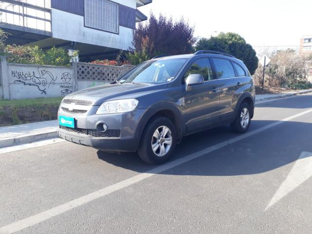 Chevrolet captiva ls 2.4 3f