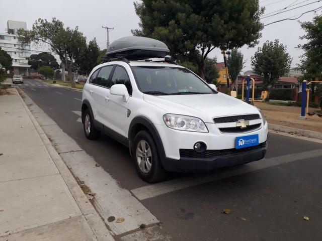 Chevrolet captiva ls 2.4 3f