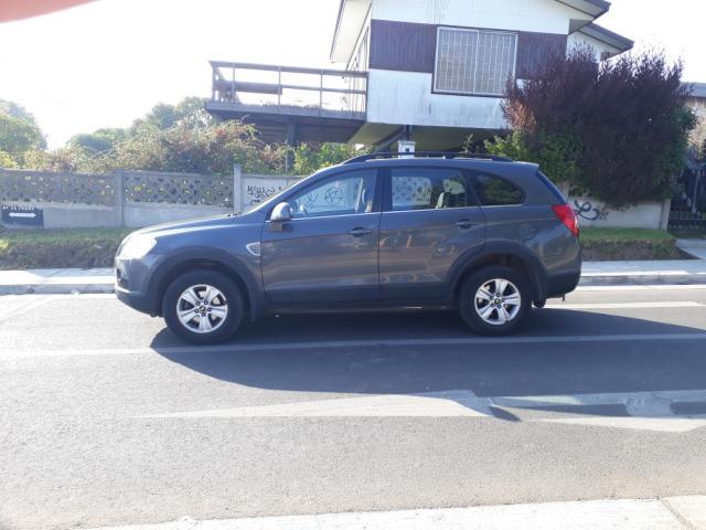 Camionetas Automotora RPM Chevrolet Captiva ls 2.4 2011