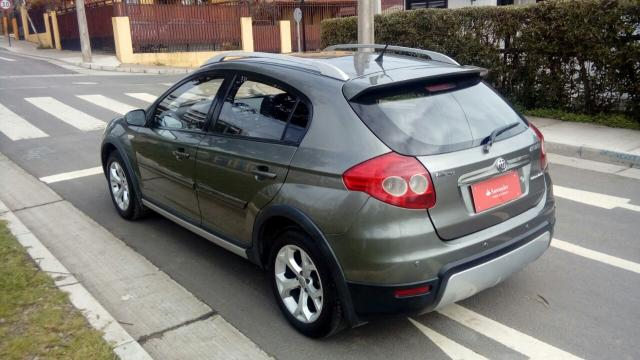 Brilliance frv cross deluxe 1.5