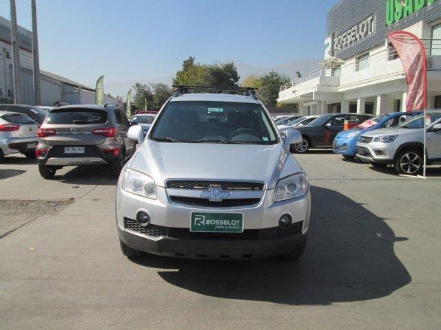 Camionetas Rosselot Chevrolet Captiva ls 2.4 mt benc 2011