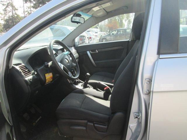 chevrolet captiva ls 2.4 mt benc