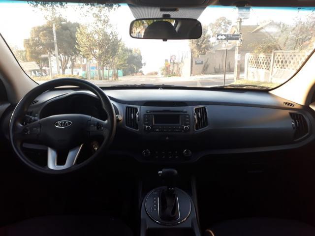 Kia sportage lx 2.0 automatico