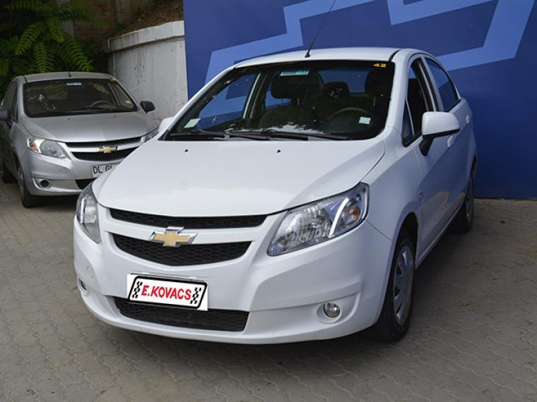chevrolet sail ls