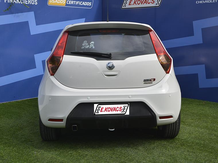 Autos Kovacs Mg 3 vti 2015