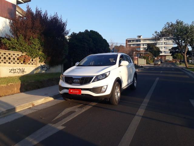 Camionetas Automotora RPM Kia Sportage lx 2.0 automatico 2013