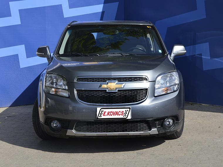 Camionetas Kovacs Chevrolet Orlando ls 2014