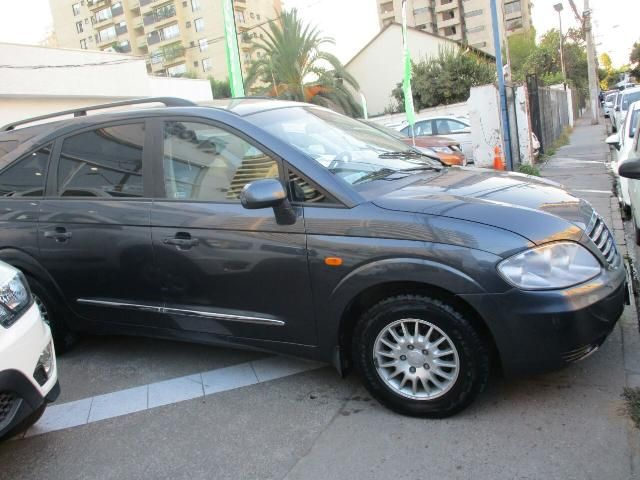 ssangyong stavic xdi 4x4 2.7 at