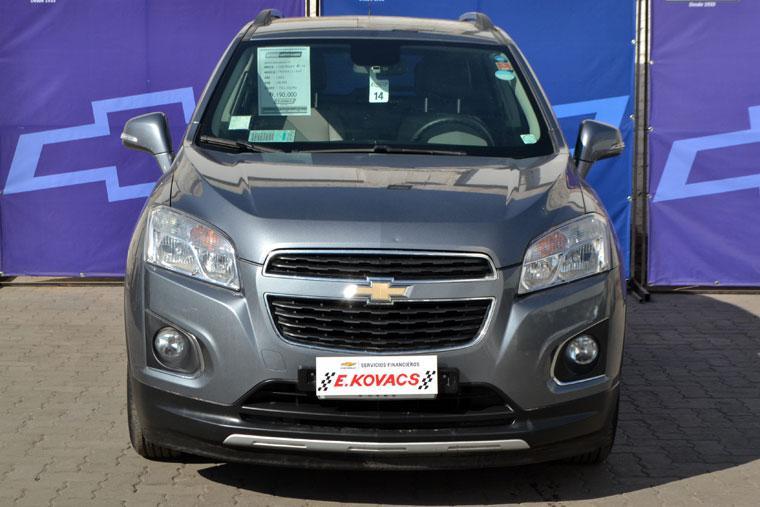 Camionetas Kovacs Chevrolet Tracker lt 1.8 2015