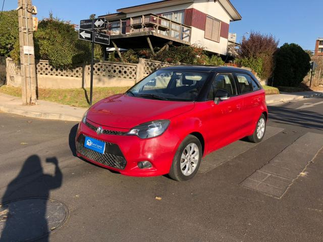 Autos Automotora RPM Mg 3 comfort plus 1.5 2013