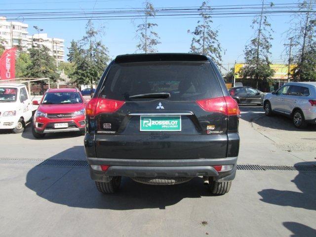 mitsubishi montero sport g2 2,5hp at 4x4 diesel - euro v